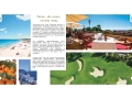 Campo de Golf. Folleto publicitario