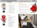 Sillas salvaescaleras  y elevadores personales en castellano español