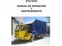 Manual Usuario Camioneta