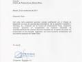 40 Carta recomendación Criogenia y Servicios