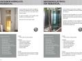 Catálogo de ascensores residenciales hidráulico o eléctrico