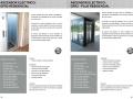 Ascensores eléctricos uso residencial catalogo en español