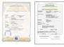 Certificado Derechos