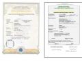 Certificado de Derechos